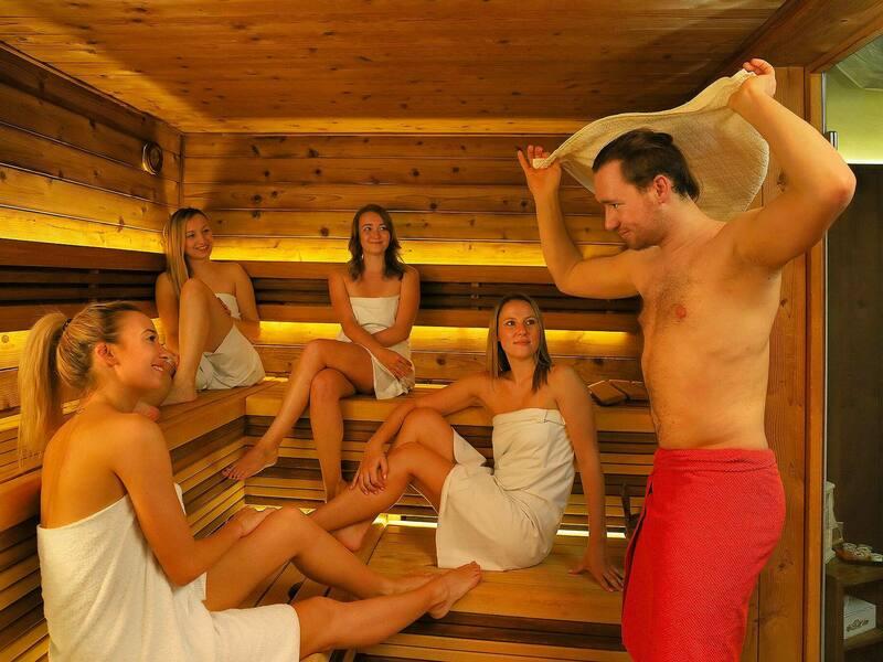 Privátní wellness a saunové ceremoniály se saunovým mis