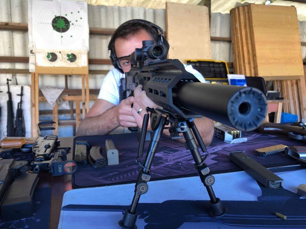 Zdarma střelba zbraní milán