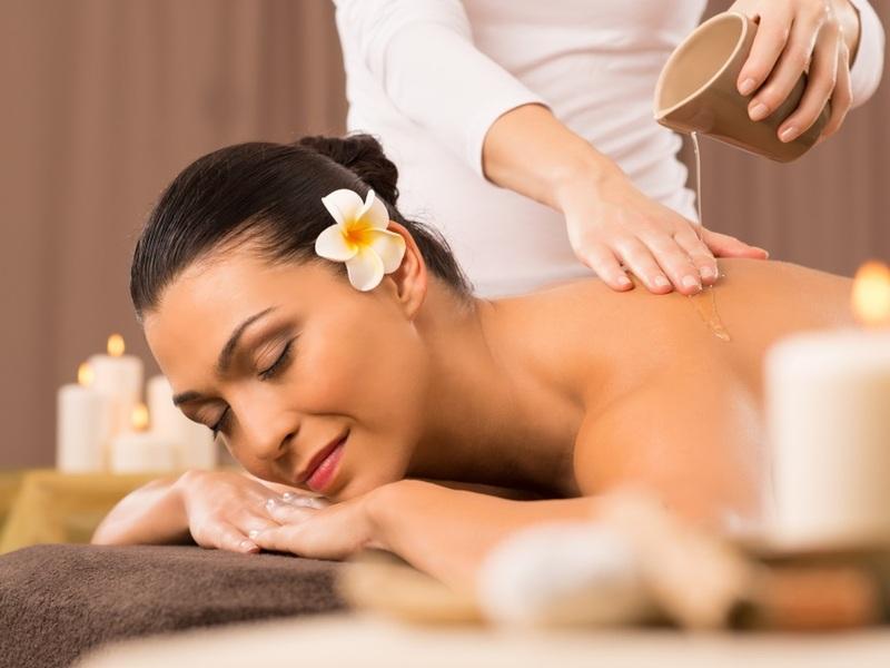 Thajská aróma masáž