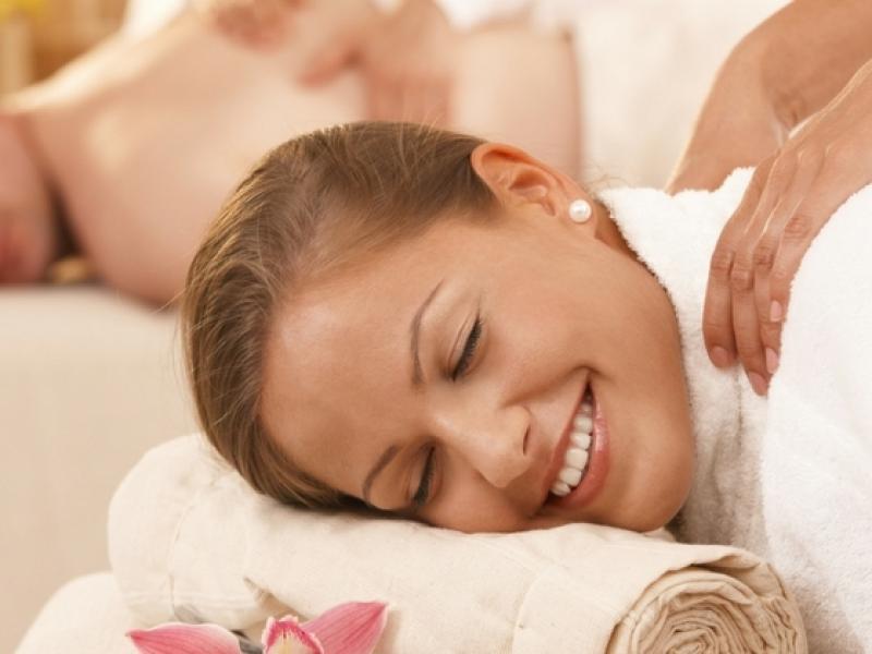 Thajská masáž pre dvoch