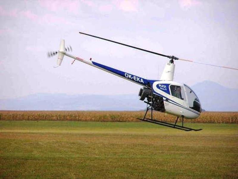 Kurz pilotovania vrtuľníka