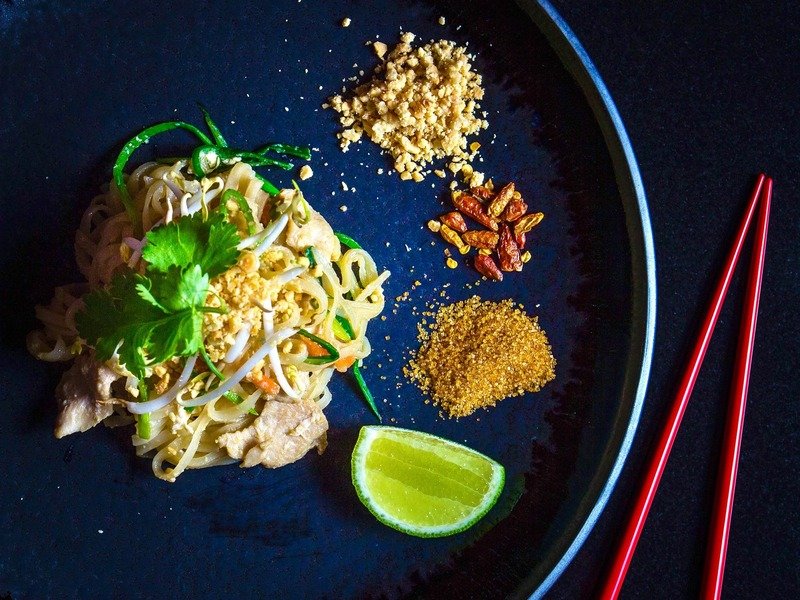 Kurz varenia thajskej kuchyne