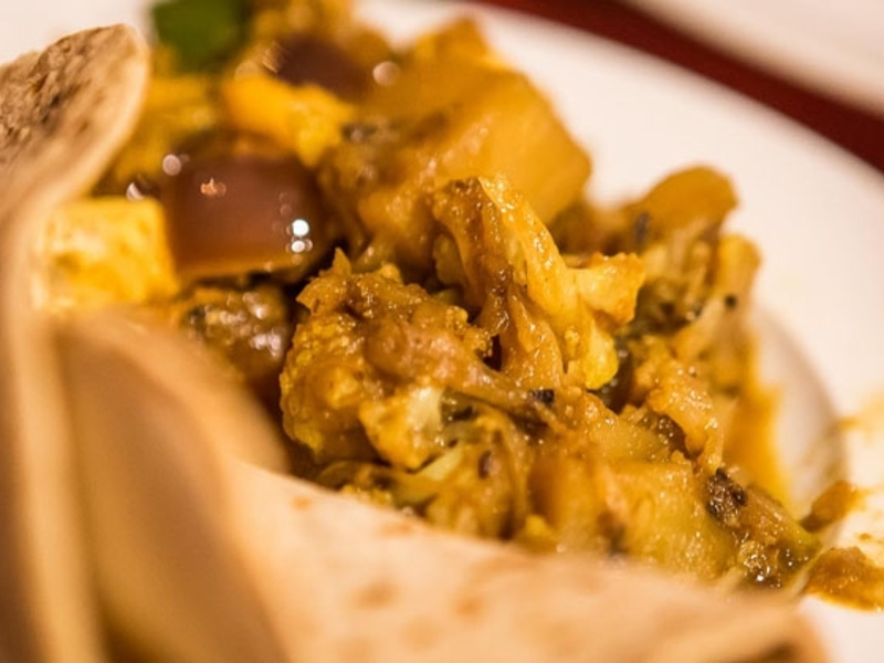 Kurz varenia indickej kuchyne