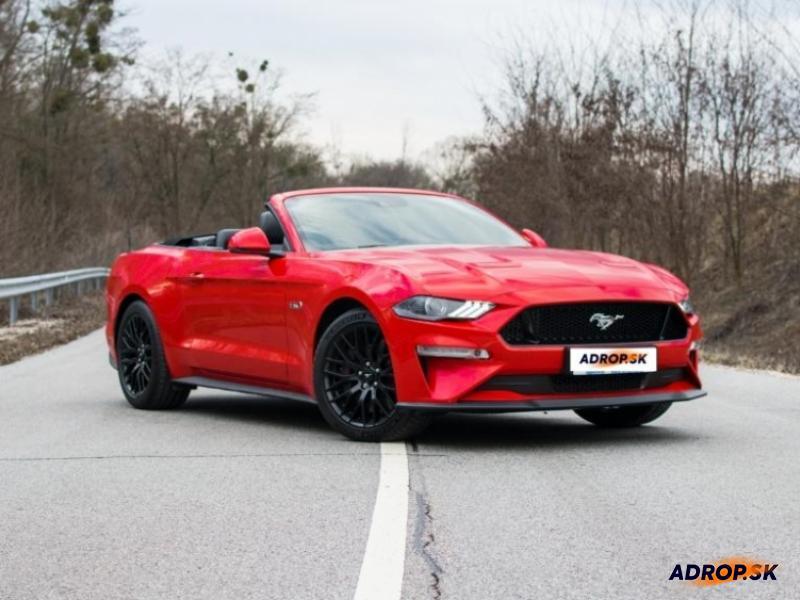 d41231c0f7 Jazda na Ford Mustang GT Cabrio plná emócií - 128 zážitkov na Adrop.sk