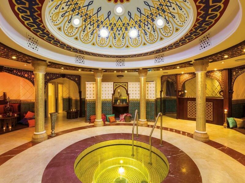 Turecký kúpeľ Hamam