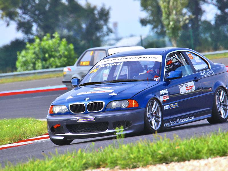 Jazda na BMW E46 325i